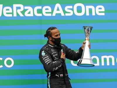 F1, Lewis Hamilton: con questa Mercedes è tutto troppo facile. Titolo già in cassaforte, Bottas non è una minaccia