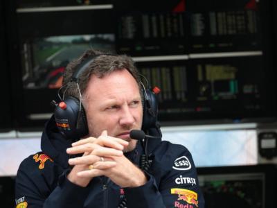 """F1, Christian Horner: """"Tutta l'attenzione è concentrata sul tentativo di rendere la macchina più veloce"""""""