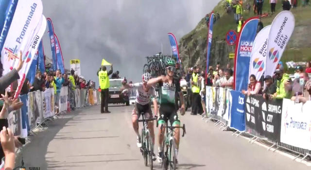 Sibiu Cycling Tour 2020: la Bora-Hansgrohe domina la salita di Bâlea Lac con Mühlberger davanti a Konrad