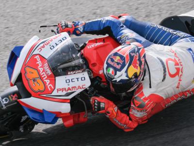 """MotoGP, Jack Miller: """"Un duello divertente con Franco Morbidelli. Spiace non aver vinto, ma sono soddisfatto del mio passo"""""""