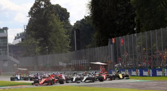 F1, GP Italia 2020: programma, orari e tv. Si corre a Monza tra una settimana!