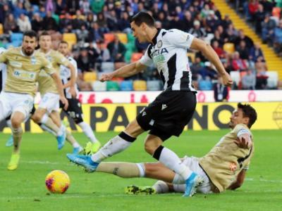 LIVE Spal-Udinese 0-3, Serie A in DIRETTA: vittoria fondamentale per i friuliani. Pagelle e highlights
