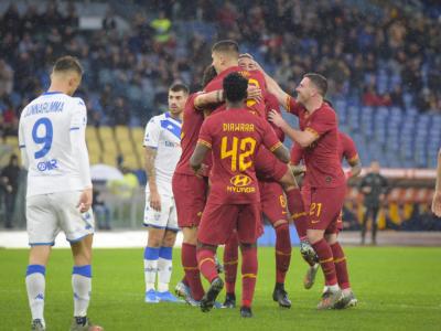 Brescia-Roma: orario d'inizio, tv, streaming, probabili formazioni Serie A