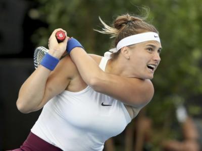 Tennis, WTA Abu Dhabi 2021: la finale sarà tra Sabalenka e Kudermetova