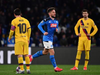 Barcellona-Napoli: precedenti, numeri e curiosità. I blaugrana imbattuti in casa in Champions League da 7 anni