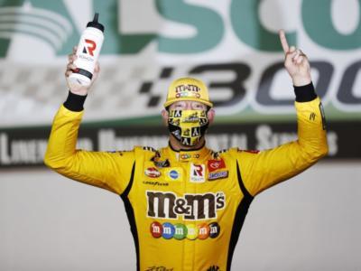 NASCAR Xfinity Series, Kyle Busch trionfa in Texas