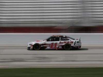 NASCAR Cup Series 2020, Cole Custer vince in Kentucky all'overtime