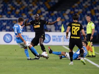 Inter-Napoli oggi, Serie A: orario d'inizio, programma, tv, streaming, formazioni