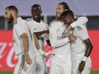 LIVE Real Madrid-Getafe 1-0, Liga 2020 in DIRETTA: un rigore di Sergio Ramos vale il +4 sul Barcellona. Pagelle e highlights
