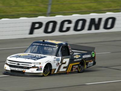 NASCAR Truck Series, primo acuto in carriera per Sheldon Creed