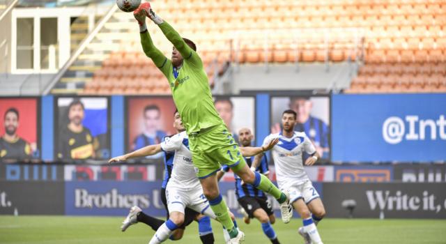 Calcio, Serie A 2020: goleada dell'Inter al malcapitato Brescia, pari tra Bologna e Cagliari