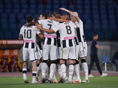 LIVE Udinese-Genoa 2-2, Serie A calcio in DIRETTA: Pinamonti e Pandev rispondono a Lasagna e Fofana