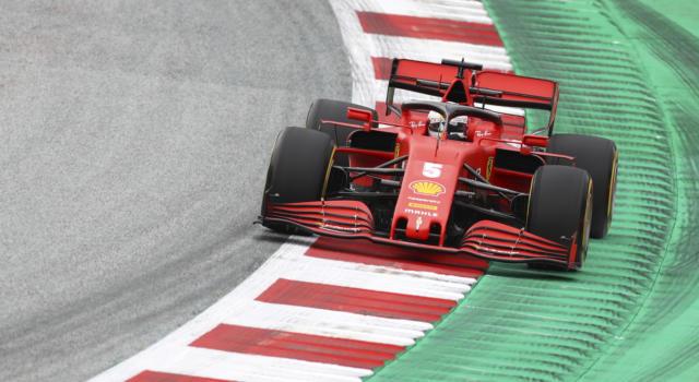 F1, i numeri negativi delle qualifiche della Ferrari a Spielberg