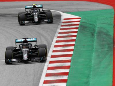 Classifica costruttori Mondiale F1 2020: Mercedes in testa dopo il GP di Stiria, Ferrari quinta a -61
