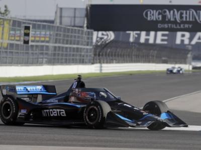 IndyCar Series, Road America 2: Felix Rosenqvist sigla il primo acuto in carriera!
