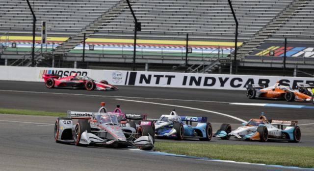IndyCar, il mese di maggio entra nel vivo con il GP d'Indianapolis