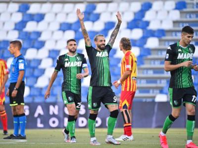 VIDEO Sassuolo-Lecce 4-2, Highlights, gol e sintesi: vittoria salvezza dei padroni di casa