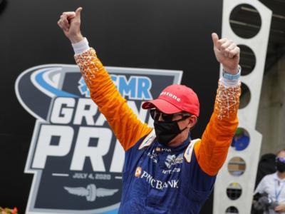 IndyCar, Road America 1: Scott Dixon vince anche ad Elkhart Lake e scappa in classifica generale