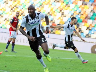 VIDEO Udinese-Genoa 2-2: highlights, gol e sintesi. Fofana e Lasagna aprono, Pandev e Pinamonti chiudono