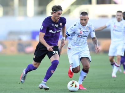 VIDEO Fiorentina-Cagliari 0-0: highlights, gol e sintesi. Pareggio a reti inviolate