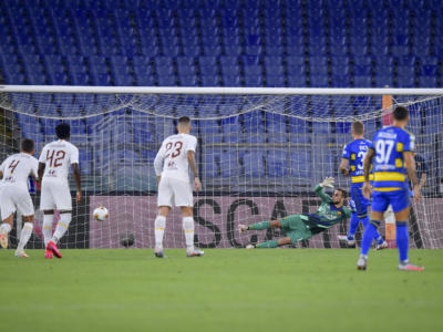 VIDEO Roma-Parma 2-1: highlights, gol e sintesi. Rimonta vincente dei giallorossi