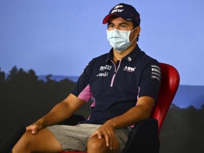 """F1, Sergio Perez: """"Il terzo posto della McLaren nel campionato costruttori? Due piloti forti fanno la differenza"""""""