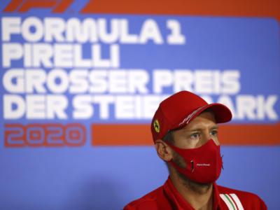 "F1, team principal Otmar Szafnauer: ""Sebastian Vettel ci consentirà di lottare con Mercedes e Red Bull"""