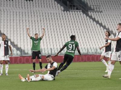 VIDEO Juventus-Atalanta 2-2: highlights, gol e sintesi. Cristiano Ronaldo salva la Vecchia Signora