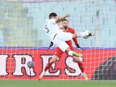 VIDEO Fiorentina-Hellas Verona 1-1: highlights, gol e sintesi. Cutrone risponde a Faraoni