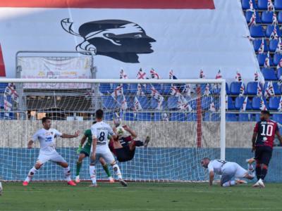 VIDEO Cagliari-Lecce 0-0: highlights, gol e sintesi. Pareggio a reti bianche