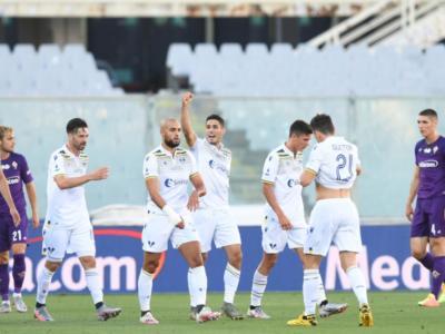Calcio, Serie A 2020: Sampdoria corsara, pareggi nel finale a Firenze e Parma