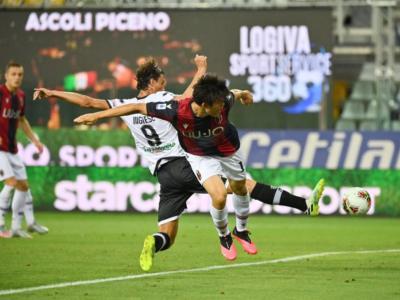 VIDEO Parma-Bologna 2-2: highlights, gol e sintesi. A Danilo e Soriano rispondono Kucka e Inglese