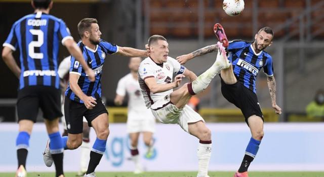 VIDEO Inter-Torino 3-1: highlights, gol e sintesi. I nerazzurri rimontano con tre reti nel secondo tempo