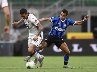 Calcio, Serie A: il Toro spaventa l'Inter con Belotti, ma i nerazzurri rimontano e vincono