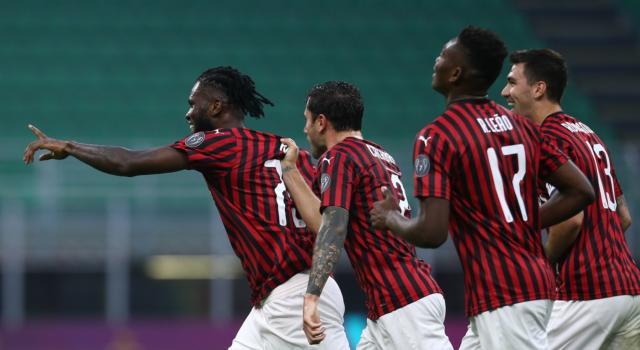 Calcio, Serie A 2020: tutto facile per il Milan con il Parma, Barrow agguanta il Napoli a Bologna. Super Sampdoria