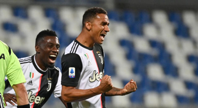 VIDEO Sassuolo-Juventus 3-3: highlights, gol e sintesi. Spettacolare pareggio a Reggio Emilia