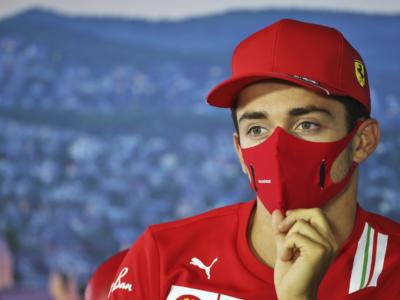 """F1, Charles Leclerc: """"Ferrari difficile da guidare, sbagliata la scelte delle gomme. Abbiamo lavoro da fare"""""""