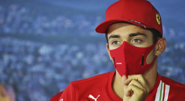 """F1, Charles Leclerc: """"Siamo forti sul passo gara, domani ce la possiamo giocare con le Racing Point"""""""