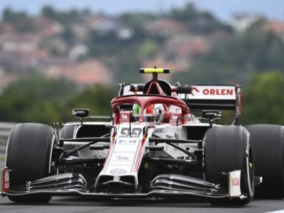 """F1, Antonio Giovinazzi: """"Non è stata una delle giornate più facili"""""""