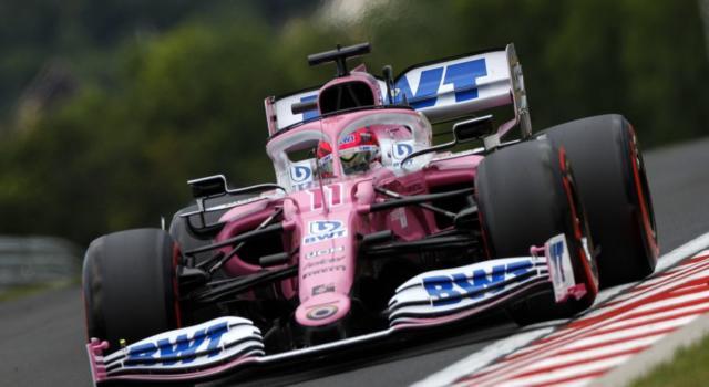 """F1, Sergio Perez: """"Quarto posto buon risultato per domani, ma in qualifica ho sofferto di vertigini"""""""