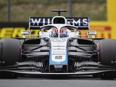 """F1, George Russell: """"Siamo partiti male sul bagnato, ma il ritmo di gara è stato davvero scarso"""""""