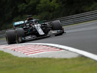 F1, GP Ungheria 2020: Lewis Hamilton devastante, il successo è suo. Ferrari doppiate! Vettel 6° e Leclerc 11°