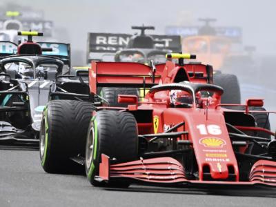 F1, la Ferrari non va. Non è solo questione di motore…