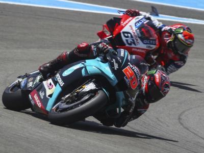 LIVE MotoGP, Czech Republic GP 2020 updates: Binder wins the race, Morbidelli gets the podium!