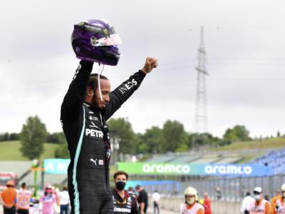 F1, Lewis Hamilton è un pilota svincolato. Chiesti 200 milioni alla Mercedes? Trattativa in stallo