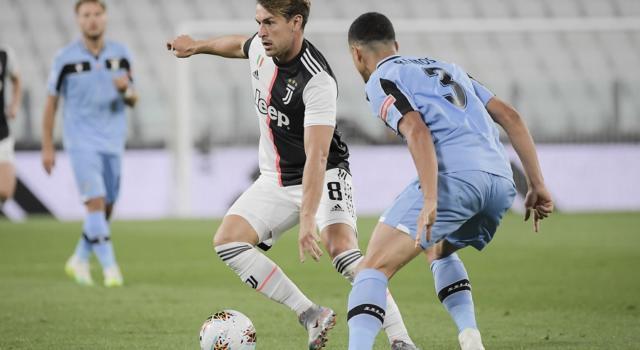Calcio, Serie A 2020: Juventus-Lazio 2-1. Cristiano Ronaldo avvicina la Vecchia Signora allo Scudetto