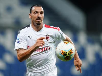 VIDEO Sassuolo-Milan 1-2: highlights, gol e sintesi. Zlatan Ibrahimovic stende i nero-verdi