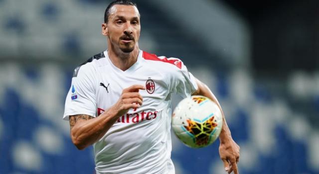 VIDEO Sassuolo-Milan 1-2: highlights, gol e sintesi. Zlatan Ibrahimovic stende i nero-verdi