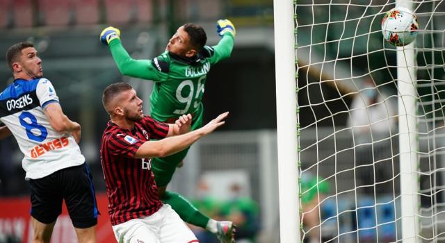 VIDEO Milan-Atalanta 1-1: highlights, gol e sintesi. Zapata risponde a Calhanoglu