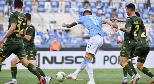 Calcio, Serie A 2020: bene Lazio e Milan, il Lecce vince e spera ancora nella salvezza